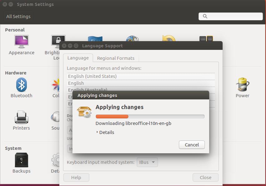 ubuntu18.04系统安装搜狗拼音输入法