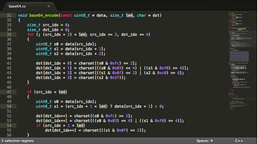 Markdown编辑器Sublime Text 2