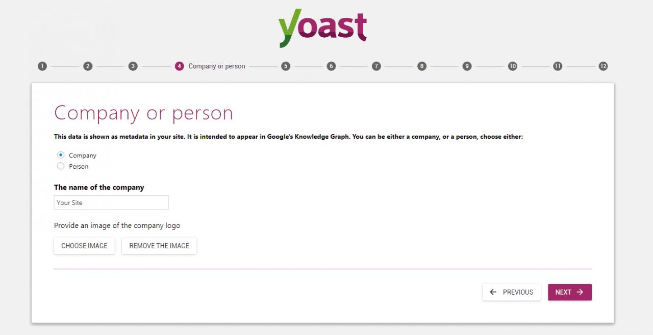yoast步骤4设置