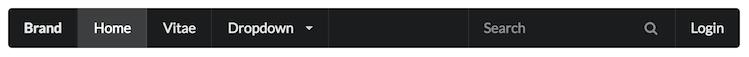 Semantic Ui学习笔记:自定义 WordPress 菜单栏