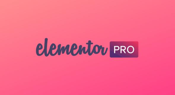 WordPress页面构建插件Elementor Pro