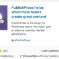 publishpress plugin for WordPress