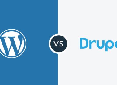 WordPress vs Drupal –哪个更好?(优点和缺点)