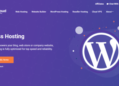 ChemiCloud 主机评测:最好的WordPress主机