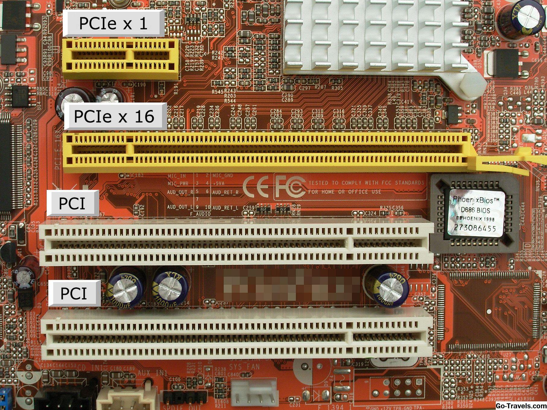 如何: 什么是PCI? (外围组件互连) - 2021